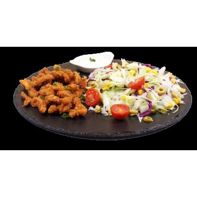 Strips salat