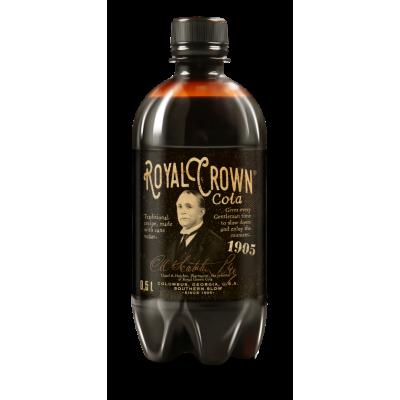 Royal Crown Cola Clasic 0,5l PET