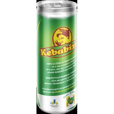 Energy Drink Kebabizňa 0,25 l
